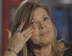 """Terelu Campos habla de su peor momento: """"Me atormentaba encontrarme una mata de pelo por ahí"""""""