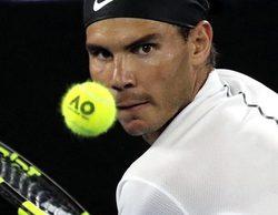 DMAX alcanza el 20,5% con la final del Open de Australia entre Federer y Nadal