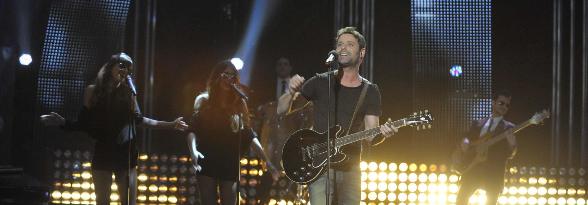 El pasado de David Ascanio como jurado de 'Destino Eurovisión' en 2011 y la polémica de Lucía Pérez
