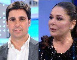 """Fran Rivera sobre Isabel Pantoja en 'Espejo Público': """"Es muy difícil opinar porque no voy a ser imparcial"""""""