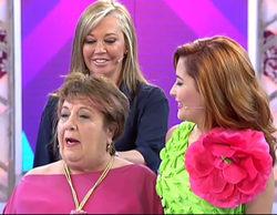 'Cámbiame': Look muy especial para Mercedes y Sandra, abuela y nieta, con la visita especial de Belén Esteban