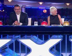 'Got Talent' (22,3%) marca récord histórico, 'Pulsaciones' (13,1%) vuelve a bajar y 'Reinas' (7,4%) se hunde