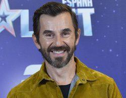 'Got Talent': Santi Millán se pone un tanga para bailar twerking