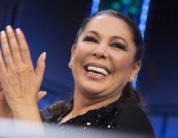 'El hormiguero': Nadie pidió a Chabelita participar en la entrevista de Isabel Pantoja