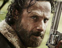 'The Walking Dead': Rick volverá a sonreír en la segunda parte de la séptima temporada