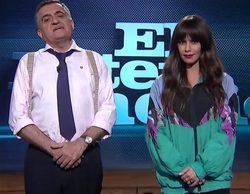 """Cristina Pedroche sorprende en 'El Intermedio' con chándal, """"el traje regional de Vallecas"""""""
