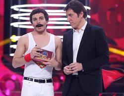 Blas Cantó es el ganador de la gala 14 de 'Tu cara me suena'