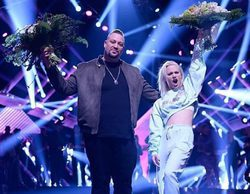 Nano y Ace Wilder, primeros clasificados para la final del Melodifestivalen 2017