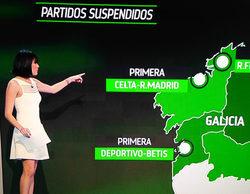 'El día del fútbol' en Movistar+ confunde geográficamente a Vigo y La Coruña