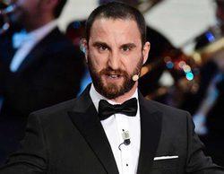 Los Goya triunfan en La 1 (23,1%) pero se convierten en la gala de Dani Rovira menos vista