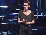 "Kristen Stewart suelta un ""fucking"" durante su monólogo en 'Saturday Night Live'"