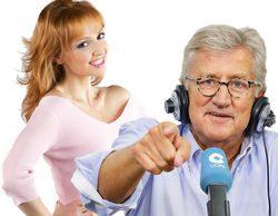 """Cristina Castaño ('La que se avecina') y su tío Pepe Domingo hablan en la radio: """"Estoy deseando ir a veros"""""""