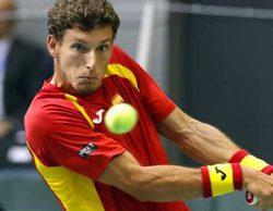 Teledeporte (3,7%) se cuela entre lo más visto con el encuentro Croacia - España de la Copa Davis