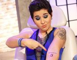 'Hora Punta': Alejandra Castelló se tatúa durante el programa