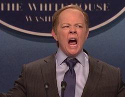 'Saturday Night Live': Melissa McCarthy parodia a Spincer y a Trump no le sienta bien que haya sido una mujer