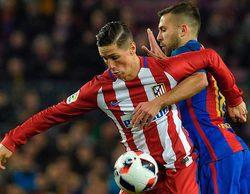 El partido entre Barcelona - At. Madrid (26,5%) arrasa en Gol
