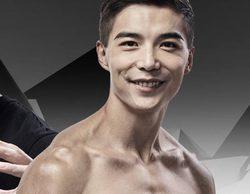 Ludi Lin, el Power Ranger Negro, posa así de sexy para Men's Health