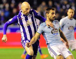 El encuentro entre Alavés - Celta de Vigo en la Copa del Rey (13,1%) triunfa en Gol
