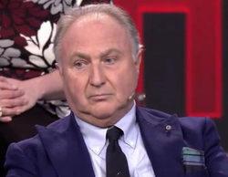 El padre de Elettra Lamborghini pierde los papeles en directo en la gala de 'GH VIP 5'