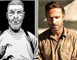 11 diferencias por las que la serie 'The Walking Dead' nunca será como los cómics