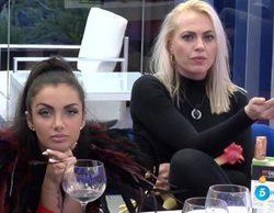 'GH VIP 5': Daniela Blume confiesa que tiene novio fuera de la casa ante una estupefacta Elettra
