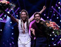 Mariette y Benjamin Ingrosso avanzan con paso firme en el Melodifestivalen