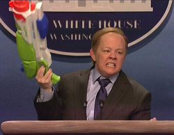 'Saturday Night Live': Melissa McCarthy regresa como Sean Spicer, secretario de prensa de Trump