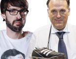 Quique Peinado y Javier Tebas se enzarzan en las redes sociales por el 'Caso Zozulya'
