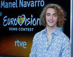 """Manel Navarro: """"Estoy muy ilusionado. Eurovisión es una gran responsabilidad y una grandísima oportunidad"""""""