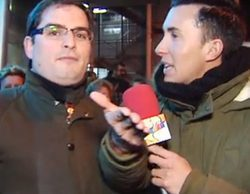 Omar Suárez ('Sálvame') y su encontronazo con los fans de Isabel Pantoja en su primer concierto