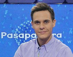'Pasapalabra': Christian Gálvez se emociona con una mujer invidente del público