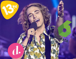 'Objetivo Eurovisión': La polémica por el tongo se cuela en laSexta, Divinity y 13TV