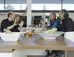 'Mi casa es la tuya' (15%) gana por la mínima al buen estreno de la cuarta temporada de 'Top Chef' (14,7%)