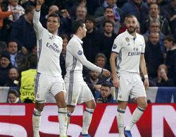 El resumen del Real Madrid-Nápoles eleva a 'Champions Total' hasta el 3,4% en Mega