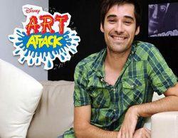 Jordi Cruz revoluciona las redes con la sorprendente manualidad que se llevó de 'Art Attack'