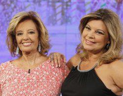'¡Qué tiempo tan feliz!': Telecinco elimina el programa de María Teresa Campos de los domingos