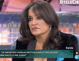 """Aída Nízar: """"Lo que tengamos Belén Esteban y yo, lo resolveremos en los juzgados"""""""