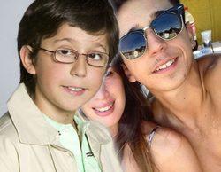 El increíble cambio físico de Rodrigo Noya, el niño de 'Hermanos y detectives', que anuncia su paternidad