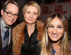 Reencuentro de 'Sexo en Nueva York': Sarah Jessica Parker y Cynthia Nixon coinciden en un estreno