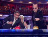 'Got Talent': Risto Mejide y Jorge Javier le dan su pase de oro a una cantante que se equivocó al principio