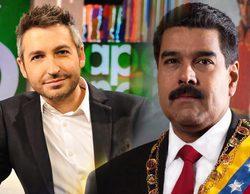 """'Zapeando': A Nicolás Maduro le parecen """"buenísimas"""" las bromas y es fan del programa"""