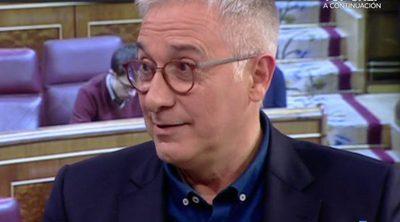 """Xavier Sardá habla de lo insultos a Bimba Bosé en 'El Hormiguero': """"En España hay extrema derecha, están ahí"""""""