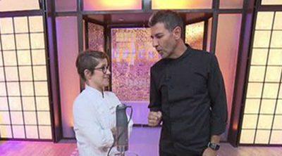 """Paco Roncero, muy enfadado tras el plato vacío de Rakel en 'Top Chef 4': """"No lo vamos a tolerar"""""""