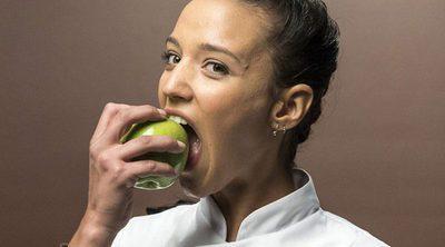 Eva coge los cuchillos de 'Top Chef 4' y se convierte en la primera expulsada