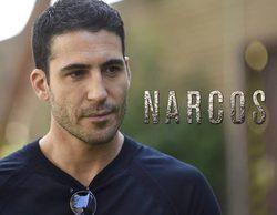 """Miguel Ángel Silvestre la lía durante el rodaje de 'Narcos': """"Se me va a caer el pelo"""""""