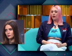 Daniela Blume ('GH VIP 5') envía un mensaje a la novia de Marco, y Alyson se lo recrimina