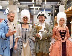 'First Dates' se viste de carnaval en una edición especial del programa