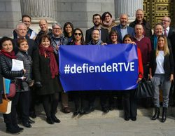 """La Asociación de la Prensa de Madrid exige """"medidas urgentes"""" para despolitizar RTVE"""