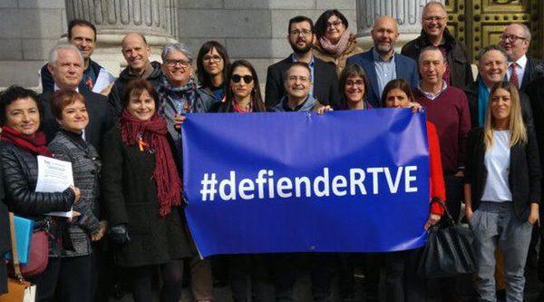 La Asociación de la Prensa de Madrid exige 'medidas urgentes' para despolitizar RTVE