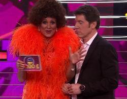 Beatriz, Lorena, Rosa y Canco acompañarán a Blas Cantó en la final de 'Tu cara me suena'